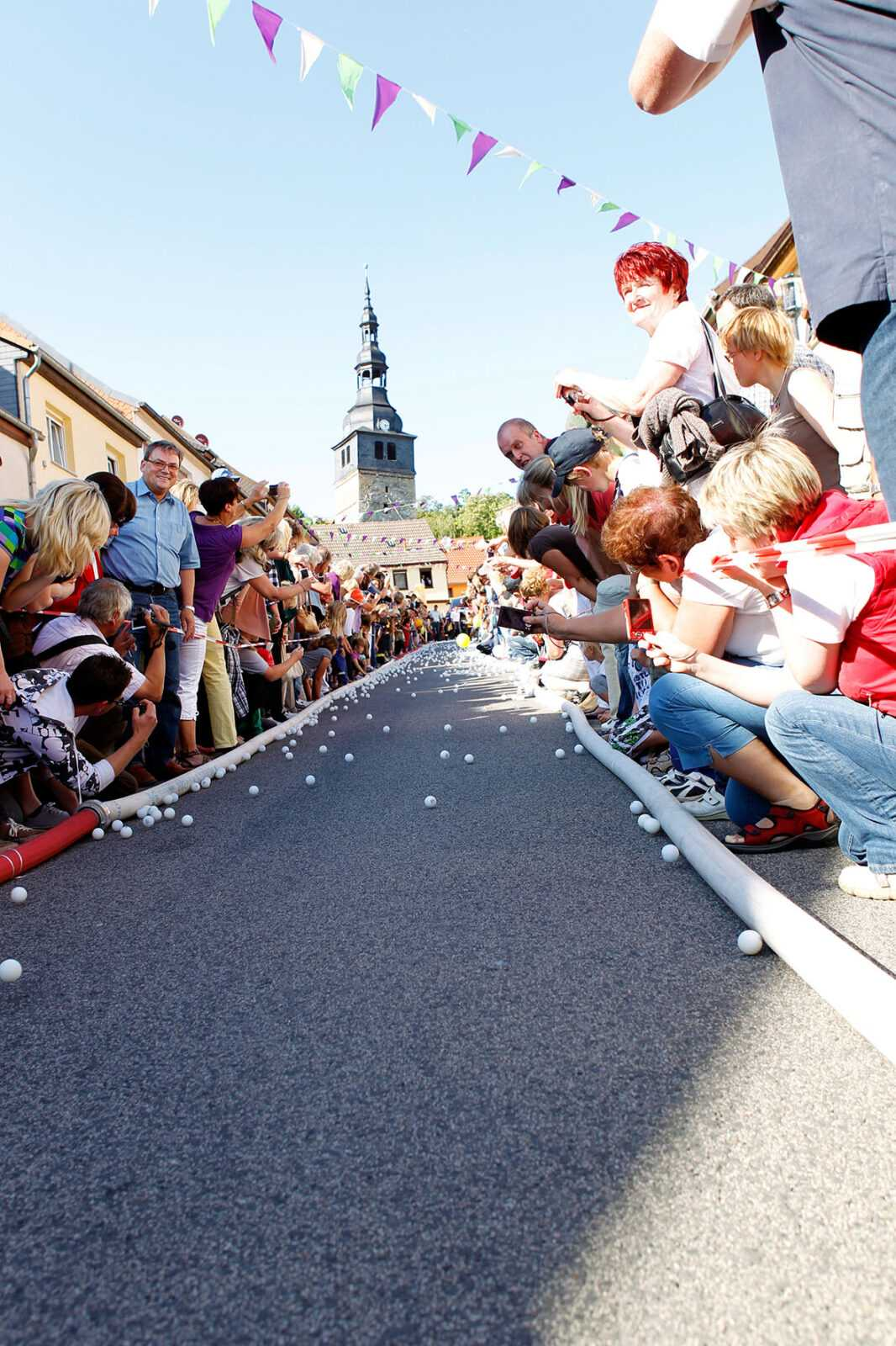 Ballrennen am Schiefen Turm – 24.5.2014 ab 15 Uhr