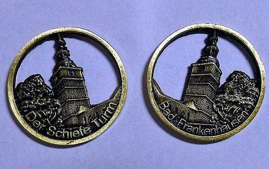 Ein Souvenir vom Schiefen Turm